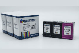 Compatible- HP- 304XL- Black- &- Colour- Ink- Cartridge- 3 - Pack- (Own- Brand)