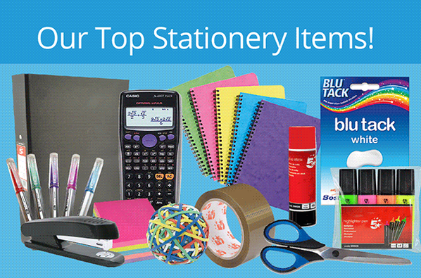 our-top-stationery-items
