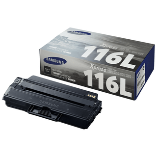 Samsung MLT-D116L (SU828A) Black High Capacity Toner Cartridge (Original)