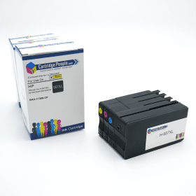 Cartridge- People- Compatible- HP- 957XL/953XL -4 -Ink -Cartridge- Pack (Own Brand)