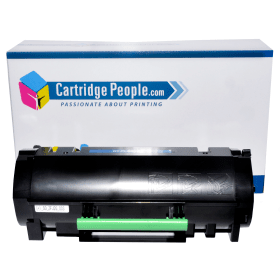 Cartridge- People- Compatible- Lexmark- 502- Black- Toner- Cartridge (Own Brand)