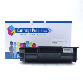 Compatible- Cartridge- People- Brother- TN-3430- Black- Toner- Cartridge (Own Brand)