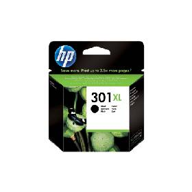 HP -301XL- Black- High- Capacity- Ink- Cartridge