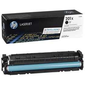 HP-201X- Black- High- Capacity- Toner- Cartridge- (Original) - CF400X- Cashback -Available