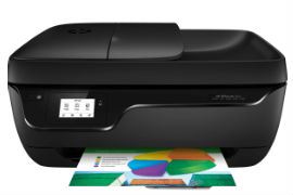 HP- OfficeJet- 3831- All-in-One- Inkjet -Printer