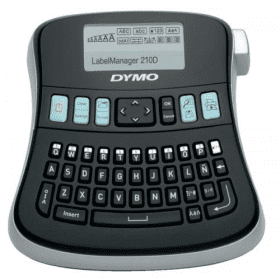 Dymo- LabelManager- 210D- Thermal- Label- Printer