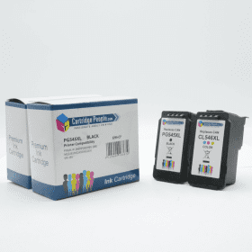 Compatible- Canon- PG-545XL / CL-546XL- Black- &- Colour- High- Capacity- Ink- Cartridge- 2- Pack (Own Brand)