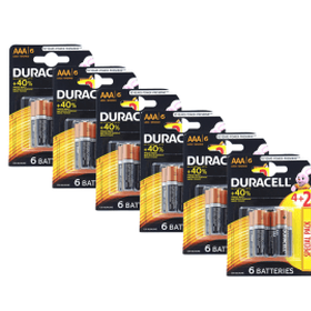 duracell 36 pack batteries