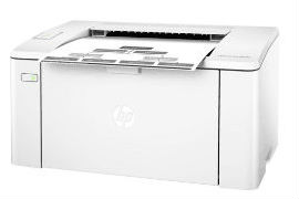 HP- LaserJet- Pro- M102a- Mono- Laser- Printer