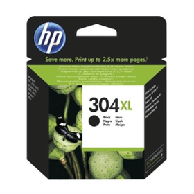hp-304xl- black ink