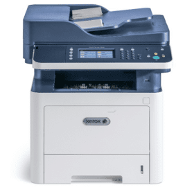 Xerox- WorkCentre- 3345DNi- A4- Mono- Multifunction- Laser- Printer (Wireless)