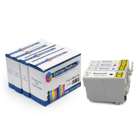 Compatible- Epson- 34XL- Black- &- Colour- High- Capacity- Ink- Cartridge- 4- Pack (Own Brand)