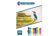 Cartridge- People- A4- Glossy- Photo- Paper- 240gsm- 20- sheets