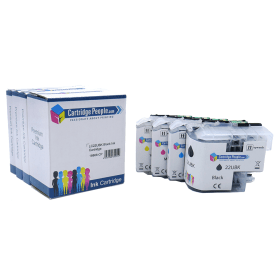 Cartridge- People- Compatible- Brother- LC22U- Black- &- Colour- Ink -Cartridge -4 -Pack (Own Brand)