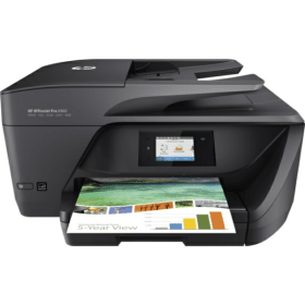 HP- OfficeJet- 6950- A4- Colour- All-In-One- Inkjet- Printer- (wireless)