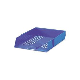 5- Star- Blue- Plastic- Letter- Tray