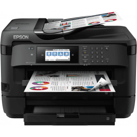 epson workforce colour inkjet printer