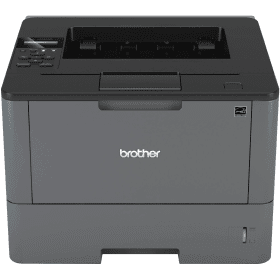 Brother- HL-L5000D- Mono- Laser- Printer