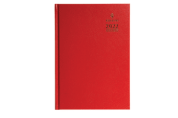 Collins- 44- A4- Day- to- Page- 2022- Diary - Red