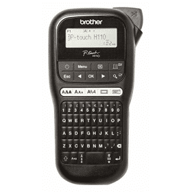 Brother- PT-H110- Handheld- Thermal- Transfer- Label- Printer