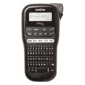 Brother- PT-H110- Handheld- Thermal- Transfer- Label- Printer
