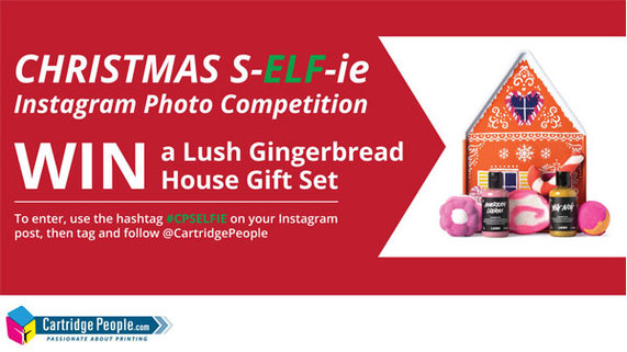 christmas selfie competition