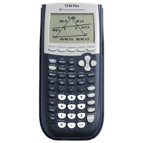 Texas- Instruments- TI-84- Plus- Graphing- Calculator