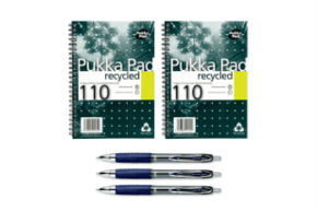 2 x- Pukka- Pad- and- Gel- Rollerball- Set