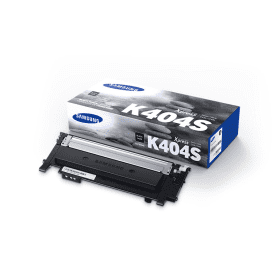 Samsung- CLT-K404S- (SU100A)- Black- Toner- Cartridge- (Original) - Cashback Available*
