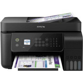 Epson- EcoTank- ET-4700- 4-in-1- Colour- Inkjet- Printer