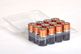 Duracell- C- Batteries - Tub- of- 12
