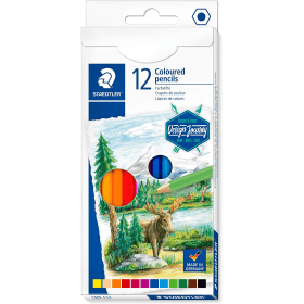 Staedtler- Noris- Colouring- Pencils (12 Pack)