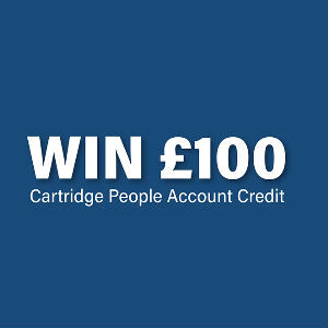 Win- £100-Cartridge-People-Account-Credit