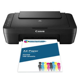 Canon -Pixma- MG2550S- Multifunction- Printer- &- Paper- (Special Deal)
