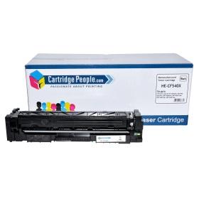 Compatible- HP- CF540X- Black- High- Capacity- Toner- Cartridge (Own Brand) - HP 203X