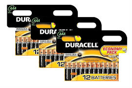 Duracell- 36- Pack- AAA- Batteries