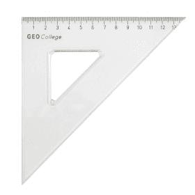 Aristo- GeoCollege- Set- Square- 20cm