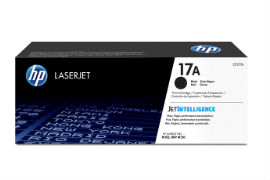 HP- 17A- Black- Toner- Cartridge- (Original) - CF217A - Buy- two- to- receive- £25 Cashback