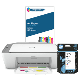 HP- DeskJet- 2720- Printer- Bundle (Wireless)