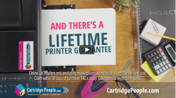 Lifetime-Printer-Guarantee