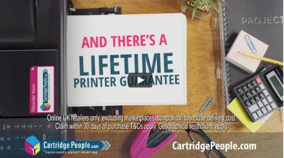 Lifetime-Printer-Guarantee