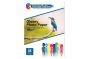 Cartridge- People- A4- Glossy- Photo- Paper- 180gsm- 50- sheets