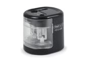 Rapesco- USB- Electric- Pencil- Sharpener - Black