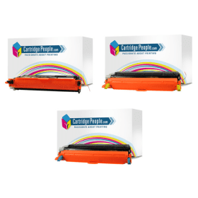Cartridge- People- Compatible- HP- 507- Colour- Toner- Cartridge- Pack (Own Brand)