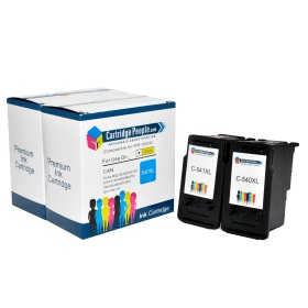 Compatible- Canon- PG-540XL / CL-541XL- Black- &- Colour- High- Capacity- Ink- Cartridge- 2- Pack (Own Brand)