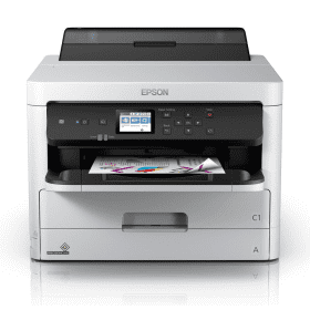 Epson- WorkForce- Pro- WF-C5210DW- Colour- Inkjet- Printer