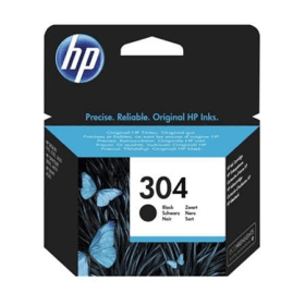 hp 304 black ink