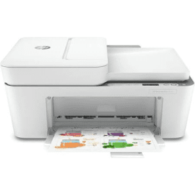 HP- DeskJet- Plus- 4120- A4- Colour- All-In-One- Inkjet- Printer (Wireless)