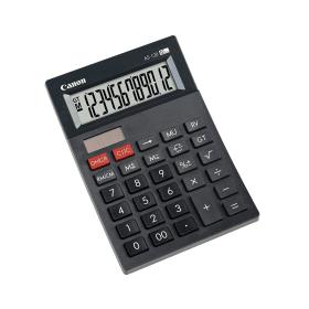 Canon- AS-120- Desk- Calculator