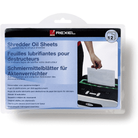Rexel- Oil- Sheets (12 Pack)